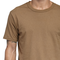 Soffe Adult Ringspun Cotton Military Tee USA  stitching