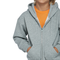 Soffe Juvenile Classic Zip Hooded Sweatshirt  zipper