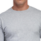 Soffe Adult Long Sleeve Tee  neck
